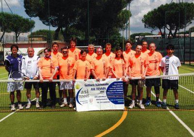 Corso ASI Tennis TC Viterbo