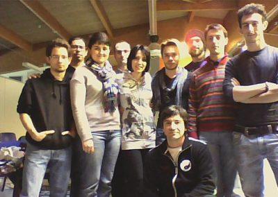 Corso PsicoSport Aosta 1° Liv.