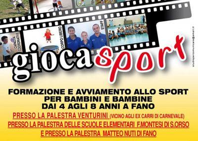 GiocaSPORT, Fano Pesaro Ancona