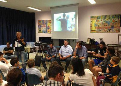 Convegno a Fano - Lo Sport come strumento di Educazione