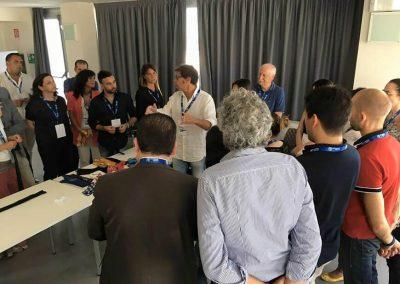 Forum Cdo sulla comunicazione, lezione del dott. Sammy Marcantognini