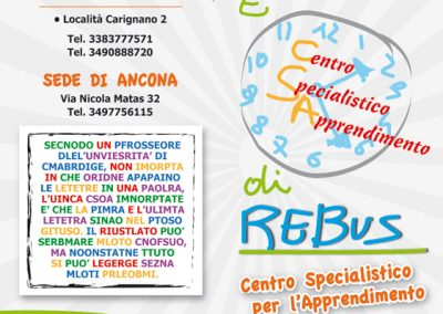 Progetto REBUS