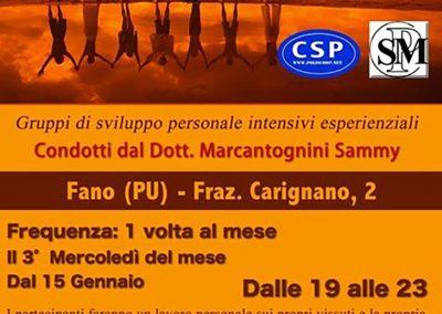 Gruppi Psicocorporei a Fano