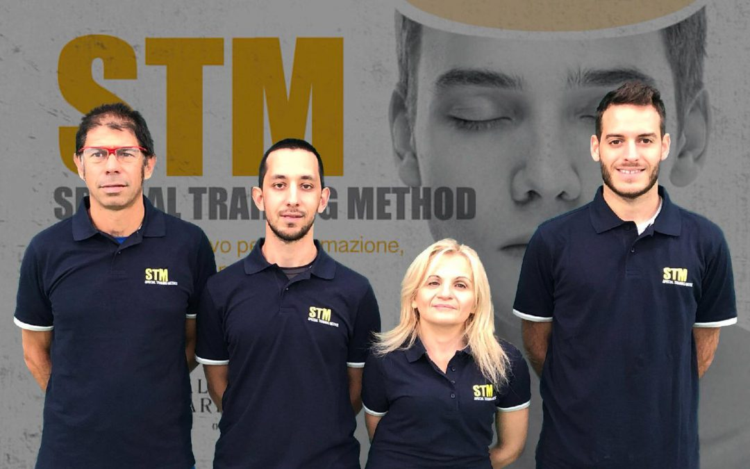 i 7 moduli di lavoro del metodo STM